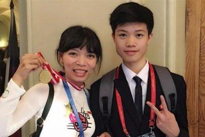 Nguyễn Khánh Duy: Chàng trai vàng của Olympic Hóa học Việt Nam